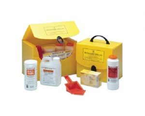 "Medical Biohazard Spill Kit <br/><span class=""skuid""> SKU : 8ZMK02 </span>"