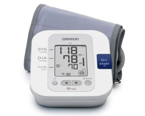 "OMRON M3 UPPER ARM BLOOD PRESSURE MACHINE <br/><span class=""skuid""> SKU : 1ZIN02 </span>"