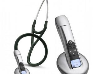 "Littmann 3100 Series Electronic Stethoscopes Plum   <br/><span class=""skuid""> SKU : 3100P </span>"