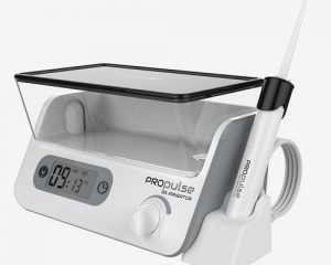 "Propulse Ear irrigator machine <br/><span class=""skuid""> SKU : 1ZIN01</span>"