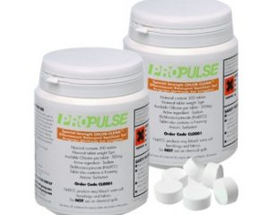 "Propulse Ear Irrigator Cleaning Tablets – Pack of 200<br/><span class=""skuid""> SKU :  CL0001 </span>"