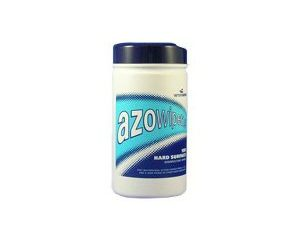 Azo Hard Surface Disinfectant Wipes 100  SKU : VC81104