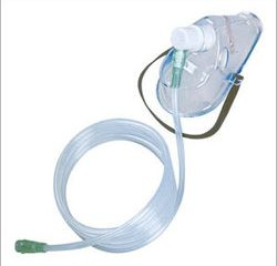 Oxygen Mask With Tubing Child  SKU : 3ZDP13-C