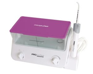 Propulse Ear Irrigator Machine with Purple Lid (New 2017 Model)  SKU : KIT6110