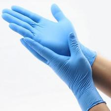 Sterile Blue Nitrile Gloves (Pack of 50)  SKU : 3ZGL06